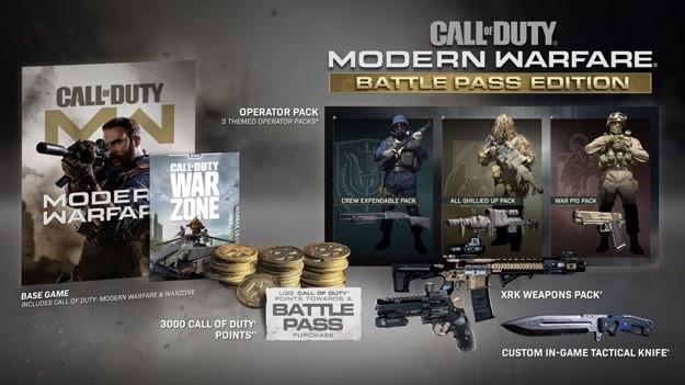 COD Modern Warfare Season 5 Reloaded Games of Summer