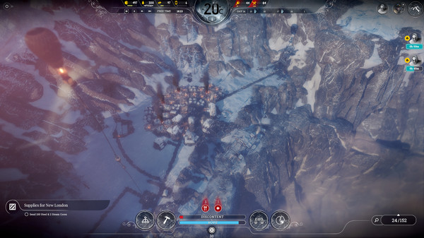Frostpunk On The Edge DLC review