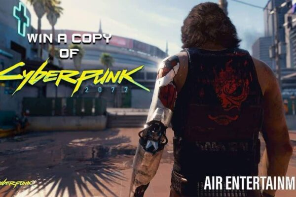 Cyberpunk 2077 Giveaway