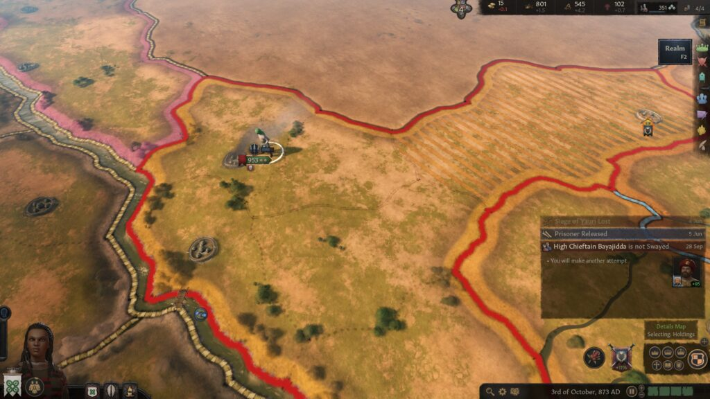 Crusader Kings 3 review