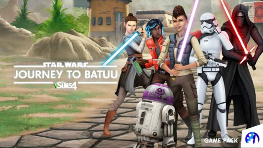 The Sims 4 Star Wars Journey to Batuu review