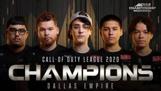 cod league championship 2020