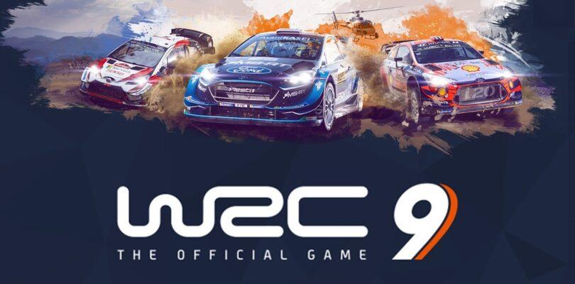 WRC 9 PS4 Pro Review