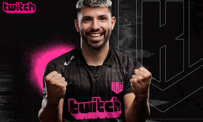Sergio Aguero Announces New Esports Team