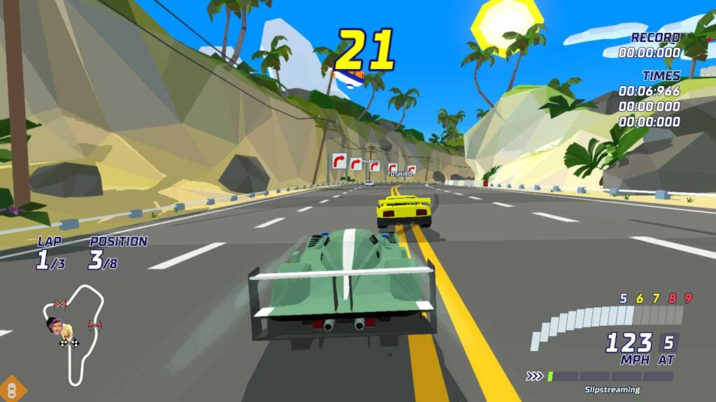 Hot Shot Racing Review