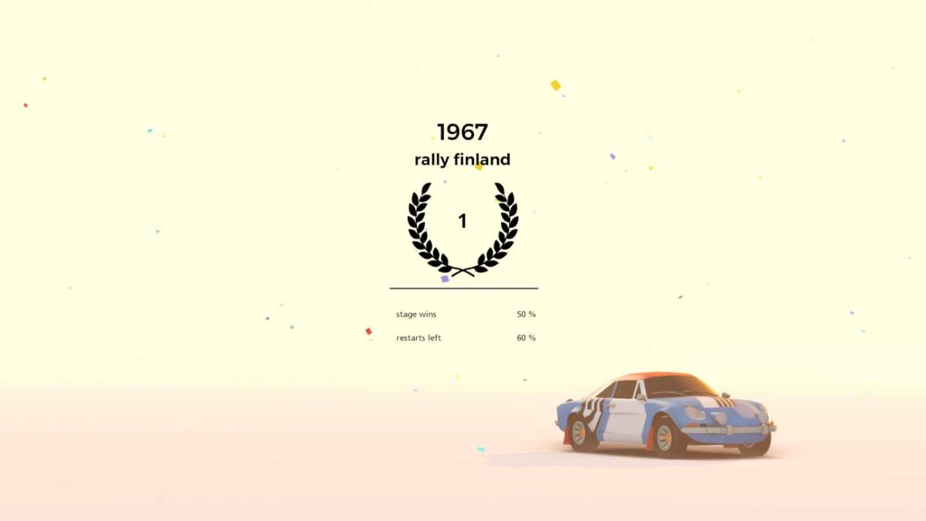art of rally review | AIR Entertainment