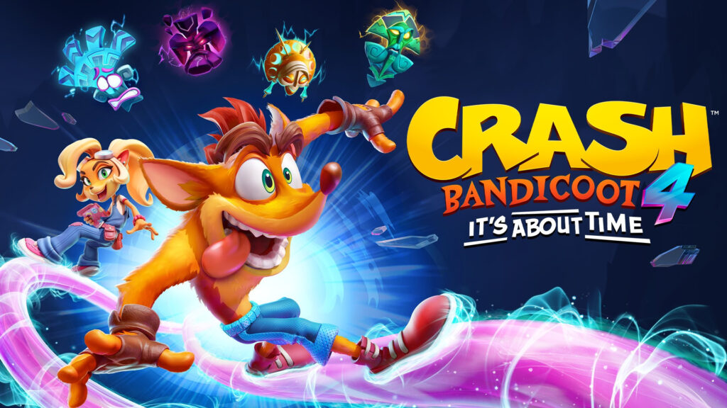 Crash Bandicoot 4 It's About Time Review
