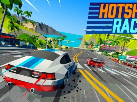 Hot Shot Racing Review
