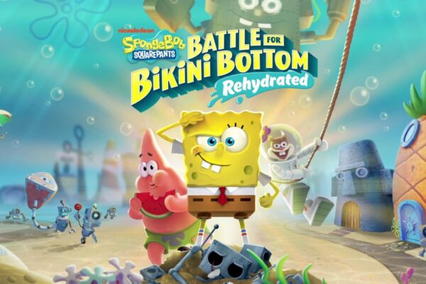 SpongeBob SquarePants: Battle for Bikini Bottom Rehydrated PS4 Review