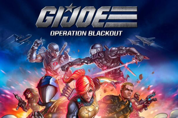 G.I. Joe Operation Blackout Review