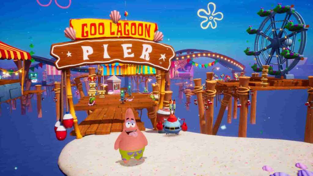 SpongeBob SquarePants Battle for Bikini Bottom Rehydrated PS4 Review