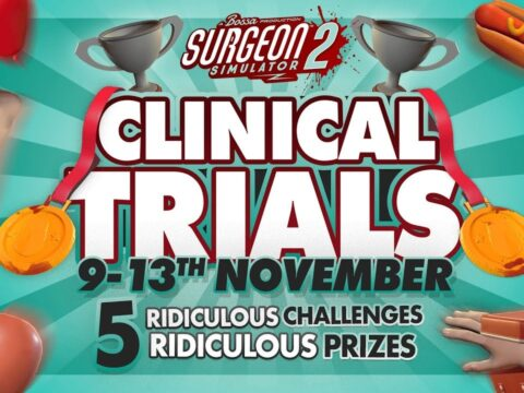 Surgeon Simulator 2 Clinical Trials