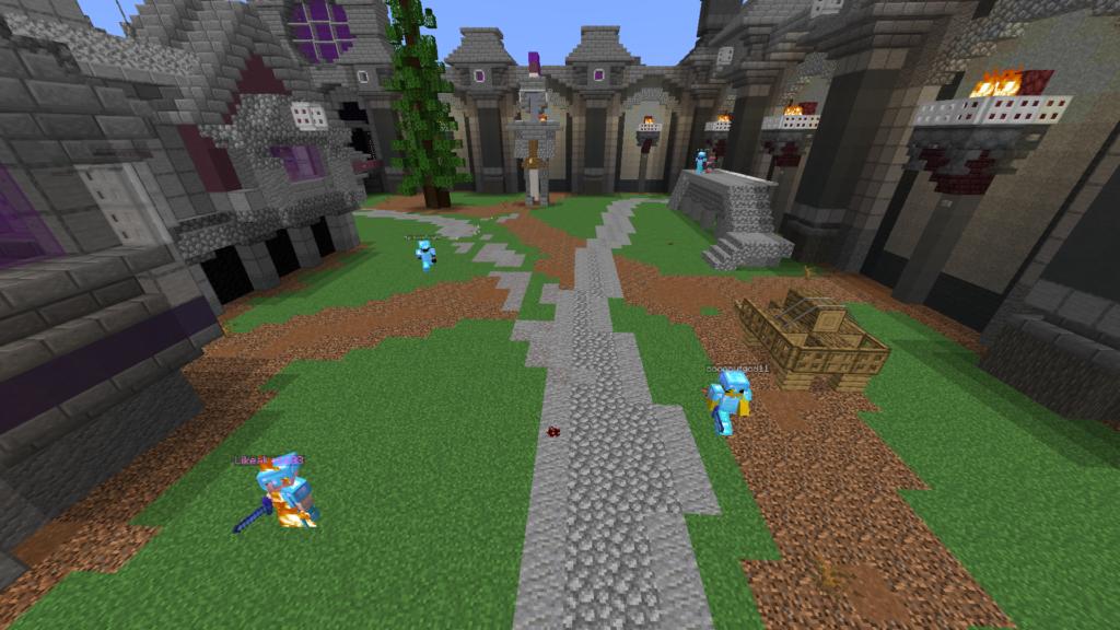 Purple Prison Minecraft Server Review