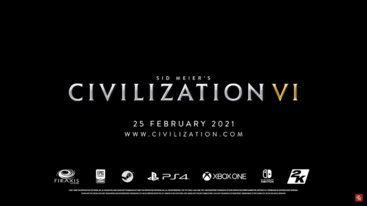 Firaxis Announces Big Barbarian Changes Coming to Civilization VI!