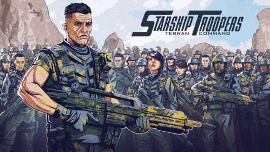 Starship Troopers – Terran Command Everything we know