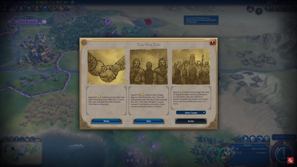 Civilization VI February Update