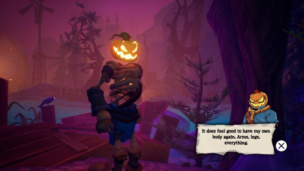 Pumpkin Jack PS4 review