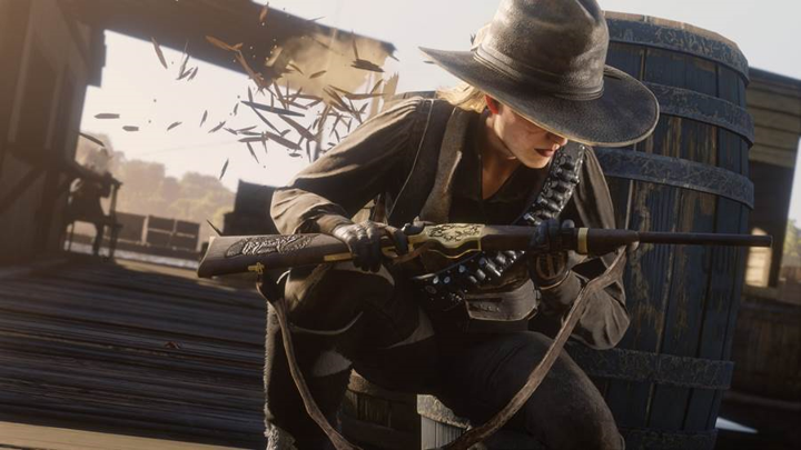 Red Dead Redemption 2 The outlaw pack 5