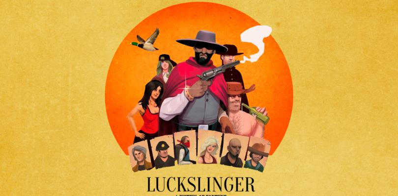 Luckslinger PS4 review: Pixeled Golden Goodness