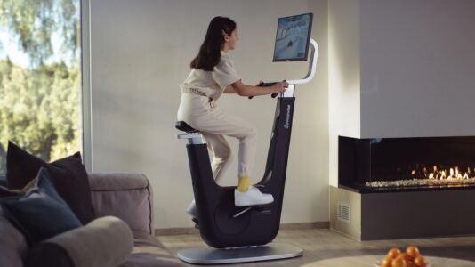 Introducing 'Playpulse ONE ' – The World's First Exercise Bike Games Console!