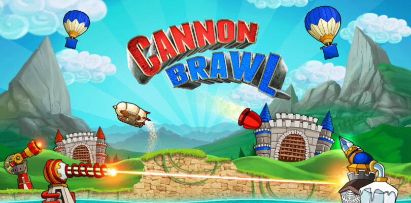 Cannon Brawl Switch Review – Perfect Blend of Artillery and RTS