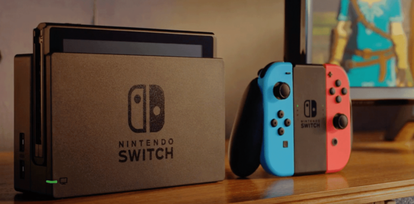 top 10 most sold nintendo switch games