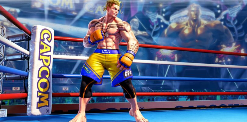New Character Announced For Street Fighter V!
